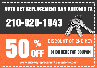 Auto Key Replacement San Antonio TX Offer